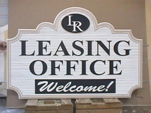 leasing_office_realtor_sandblasted_hdu_sign_from_classic_signs_nc