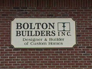 bolton biulders custom sandblasted hdu wall sign classic signs nc 320x240