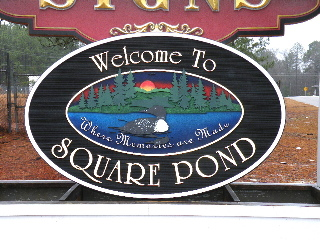 sandblasted community sign sqare pond classic signs nc 1024x768320x240