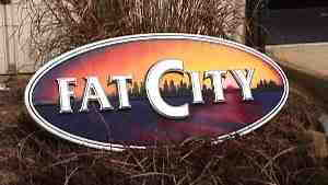 fatcity custom sandblasted house sign with appliqued letters palladium classic signs nc small