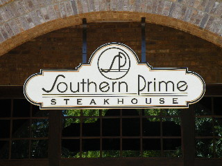 southern prime sandblasted business resaurant sign classic signs nc 320x240