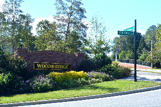 woodbridge community routed hdu sign 23kt gold leaf 2 with st signs signblasters com 320x240