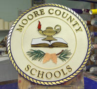 Moore cty schools small