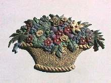 basket of flowers 220x165