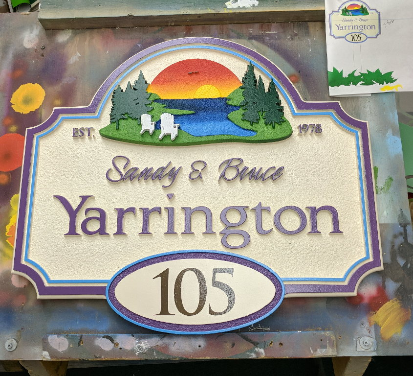 yarrington sandblasted house sign 1024x768