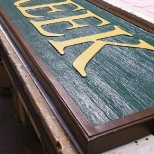 Cast molded custom signs gallery_3