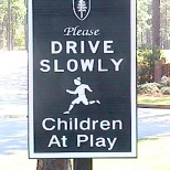 Community info and traffic signs gallery_5